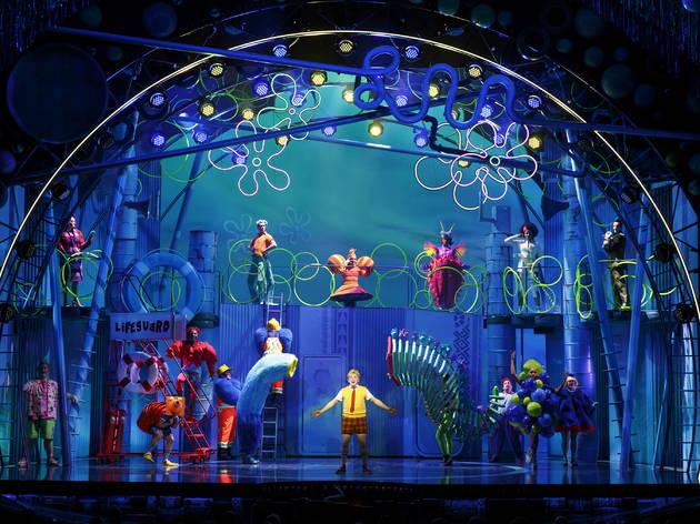 'SpongeBob SquarePants' Musical Set to Debut on Broadway This Year!