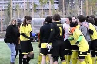 Fútbol femenino Fulanita