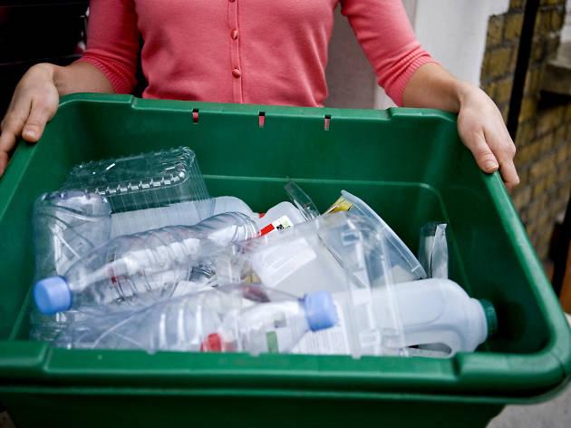 Lugares para reciclar en la CDMX