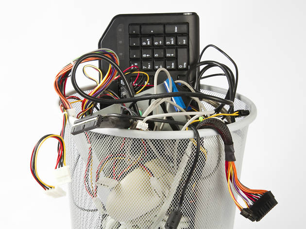 Desechos electrónicos