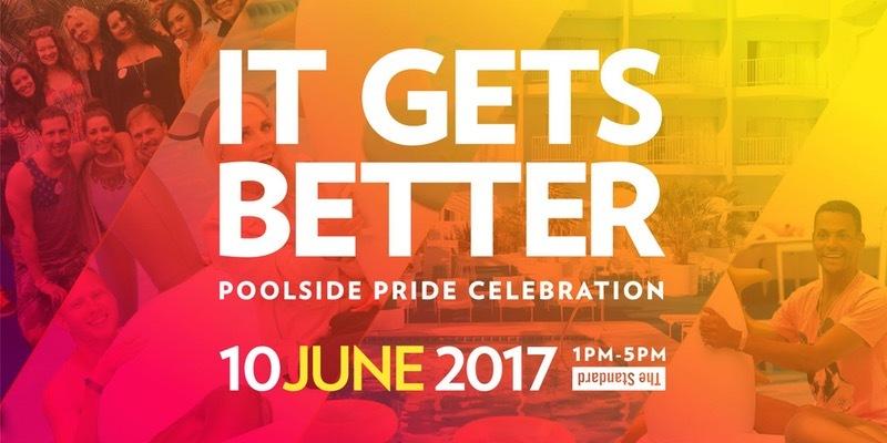 It Gets Better Poolside Pride Celebration