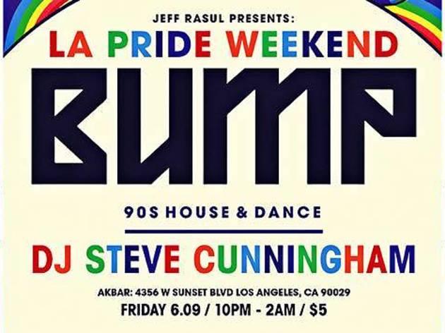 BUMP: L.A. Pride Weekend