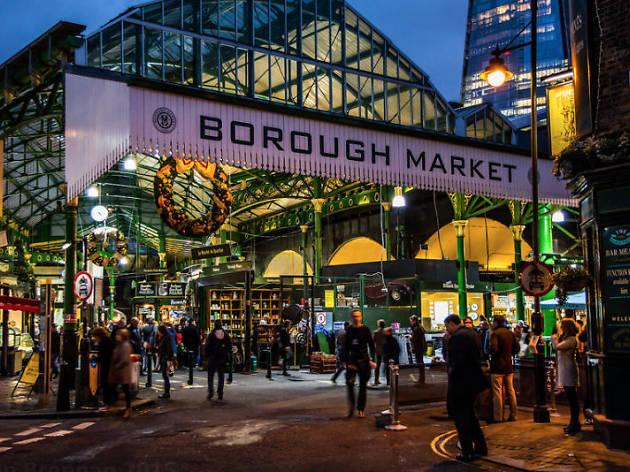 Why we love Borough Market