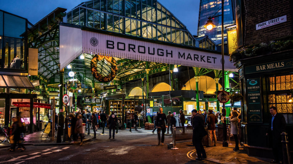 Why we love Borough Market