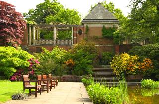 Hill Garden and Pergola