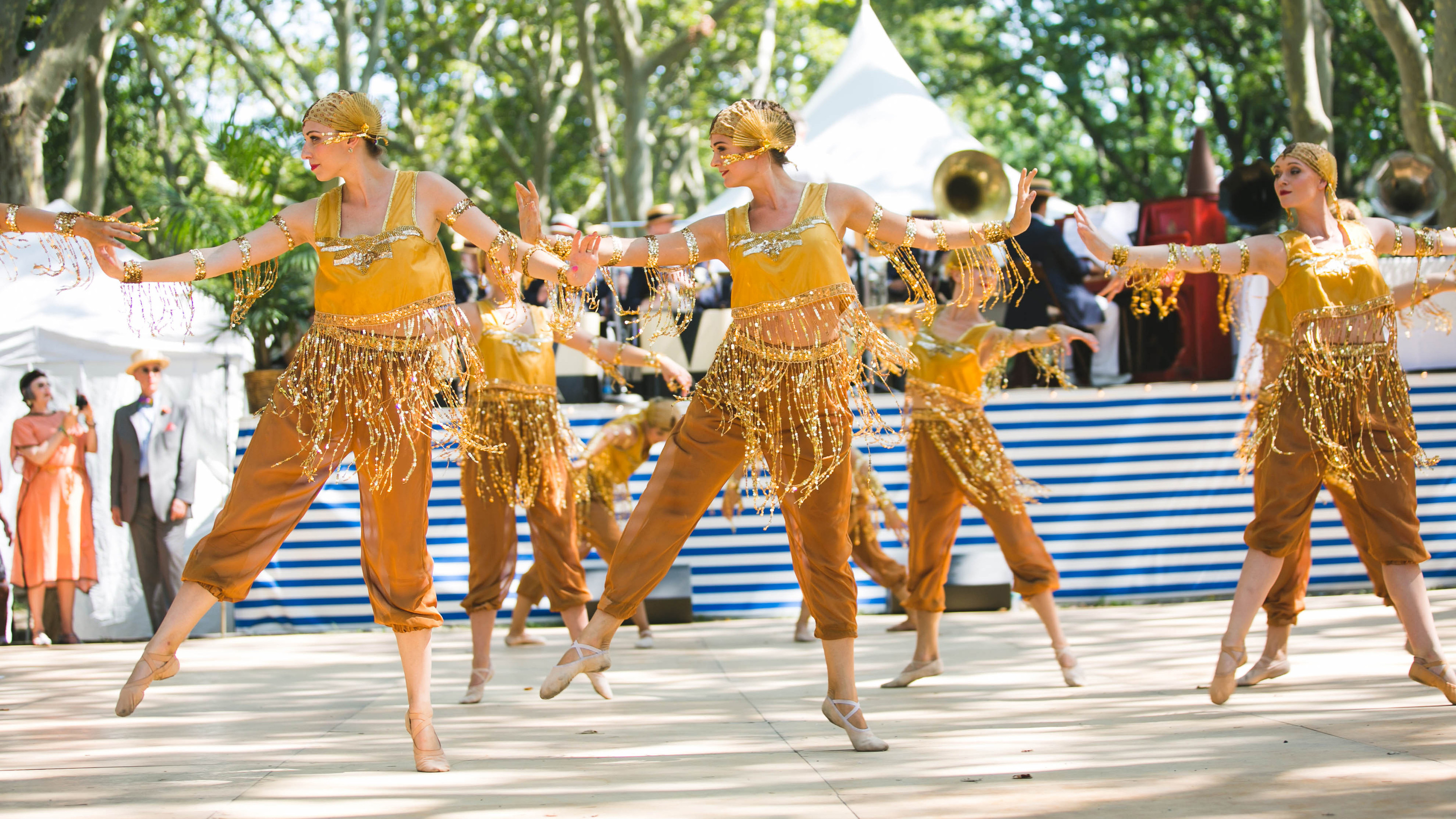 Everything you need to know about the Jazz Age Lawn Party this weekend