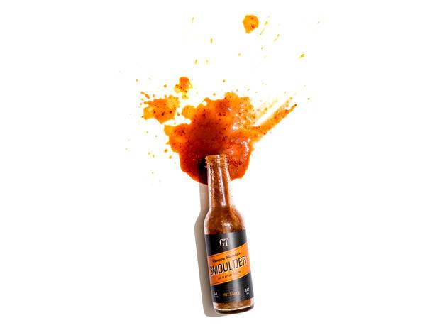 Smoulder hot sauce