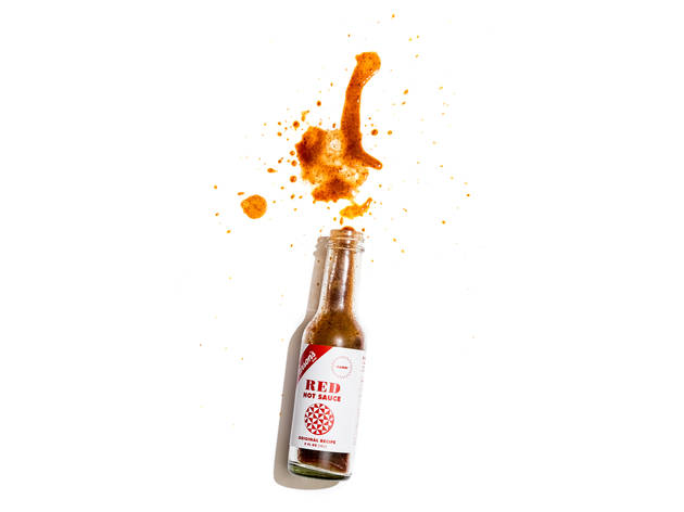 Red hot sauce