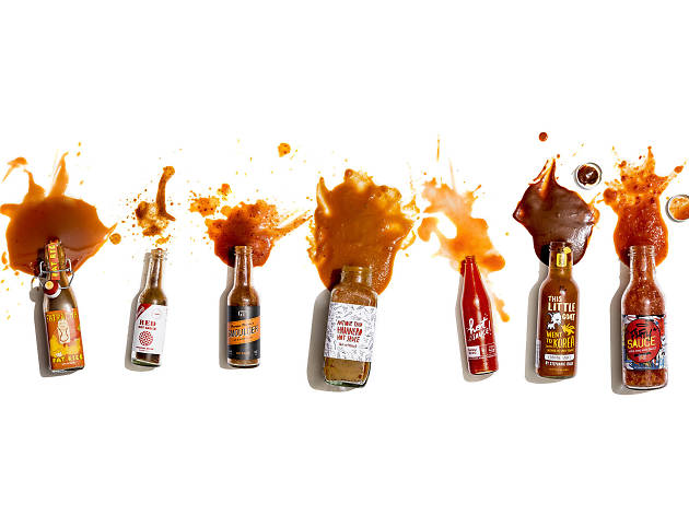 Chi-Town Hot Sauce Expo