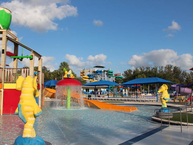 The eight best water parks in Miami
