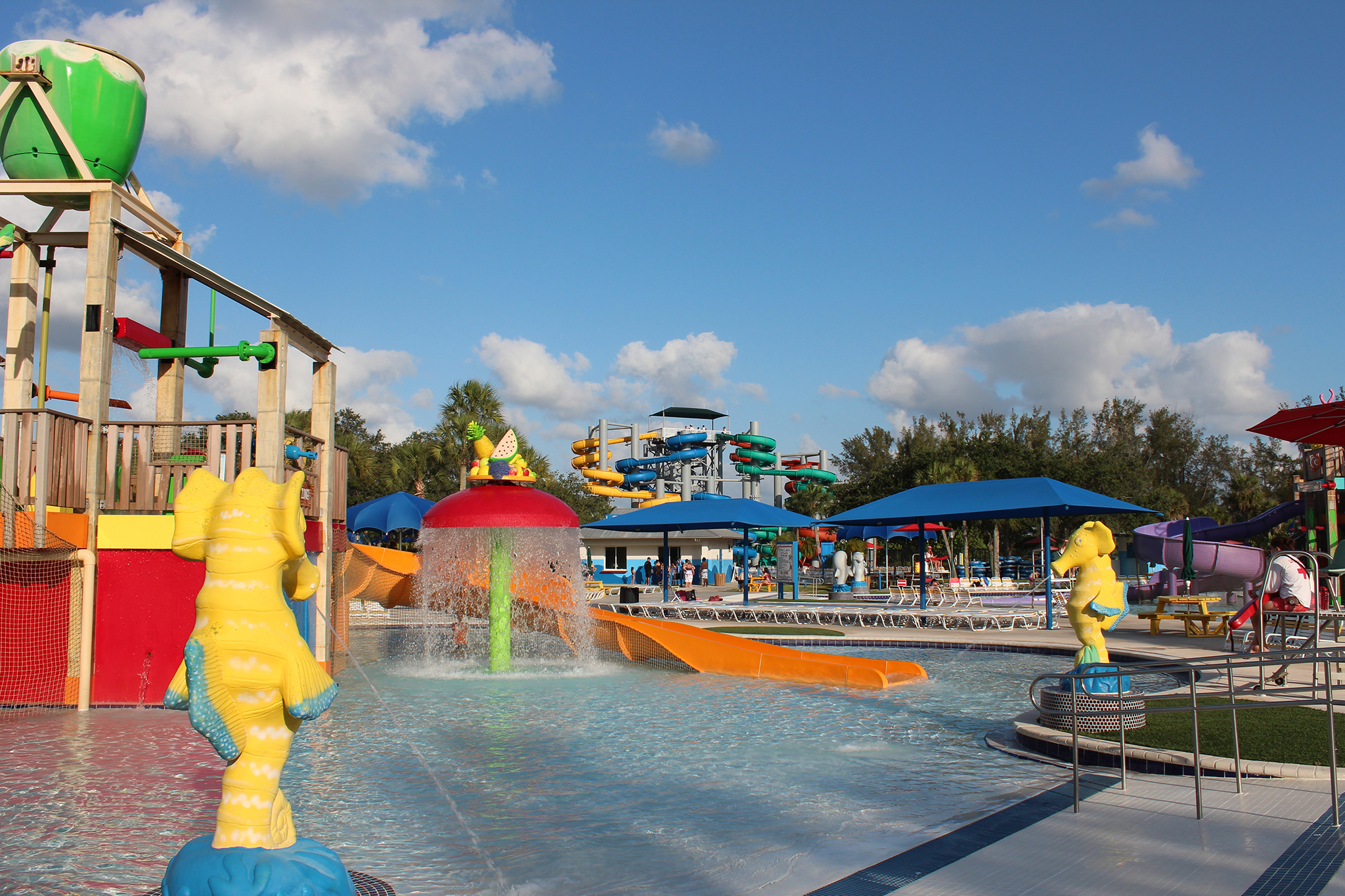 Nine Best Water Parks In Miami For All Ages