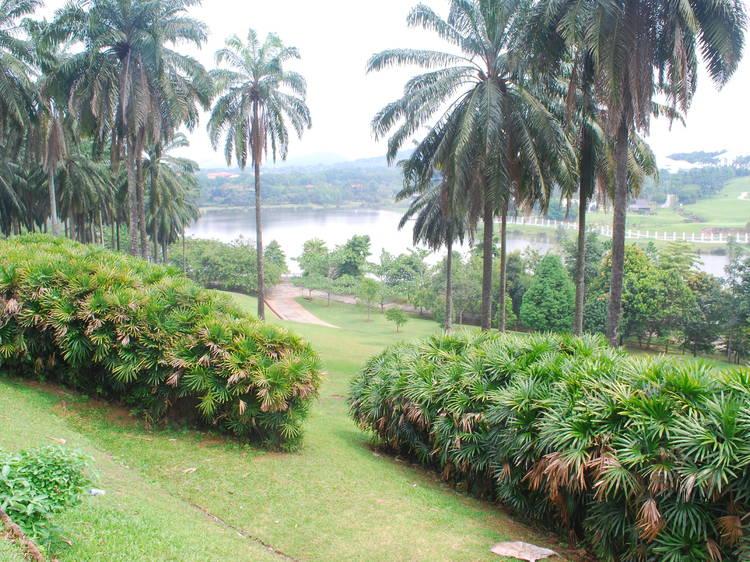 Putrajaya Tropical Botanical Gardens