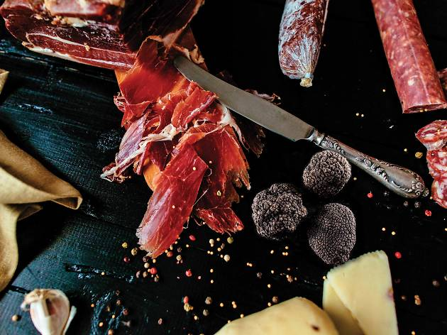 Truffle and Charcuterie Celebration
