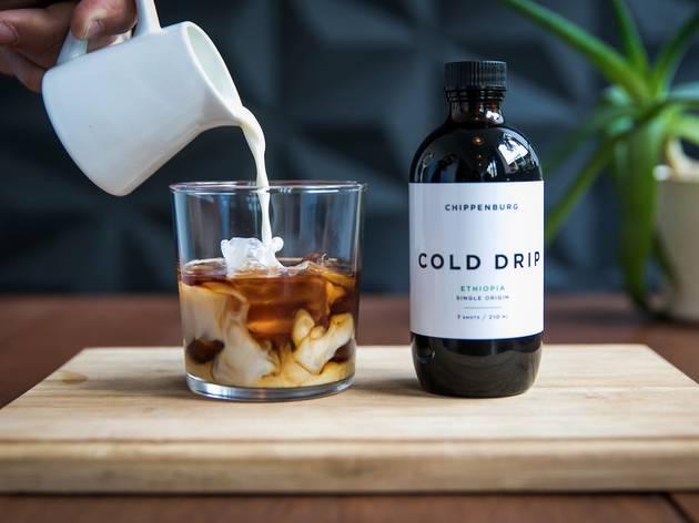 Cold drip at Chippenburg