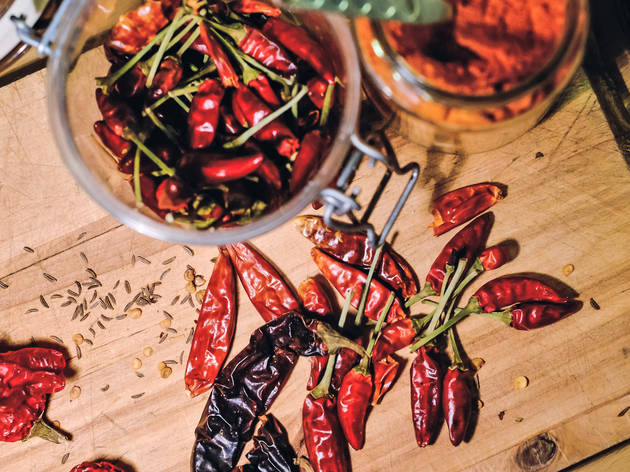 Generic chili peppers