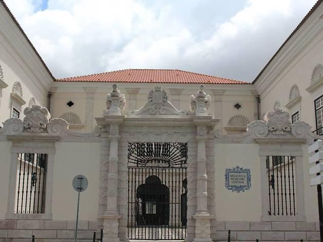 Biblioteca do Palácio Galveias