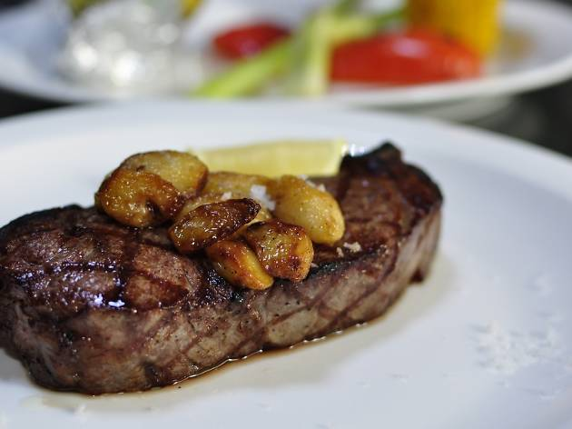 Best aged steaks in KL