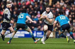 Italy vs Scotland International Test Match