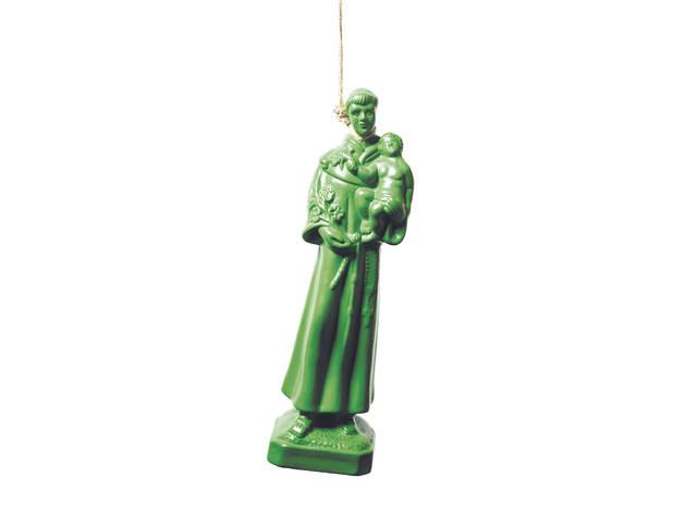 castigos de santo antónio, enforcar