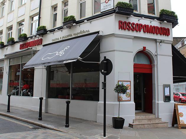 Rossopomodoro Covent Garden