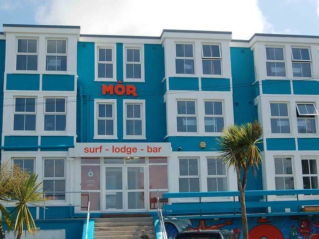 Best cheap hotels Cornwall: MOR Lodge