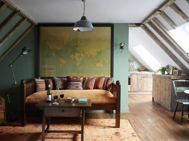Best hotels Cornwall: Artist Residence