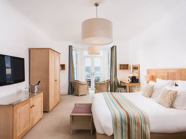 Best hotels Cornwall: Beach at Bude