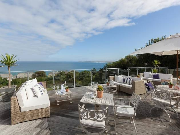 Best hotels Cornwall: Boskerris Hotel