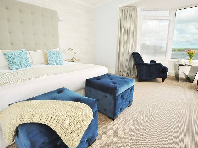 Best hotels Cornwall: Greenbank Hotel