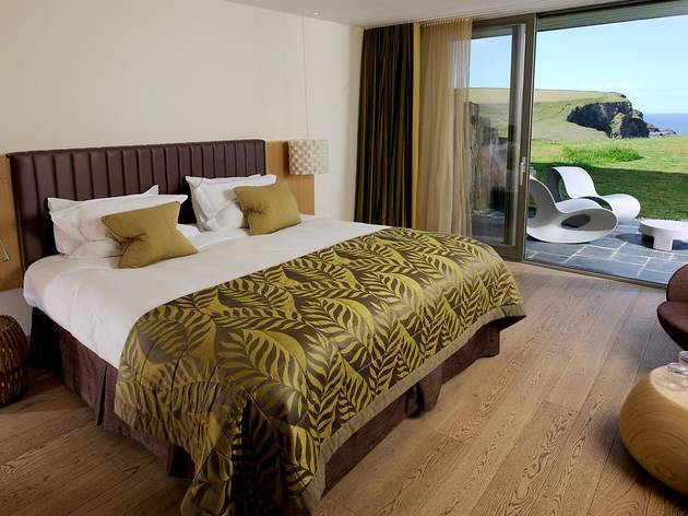 Best hotels Cornwall: The Scarlet