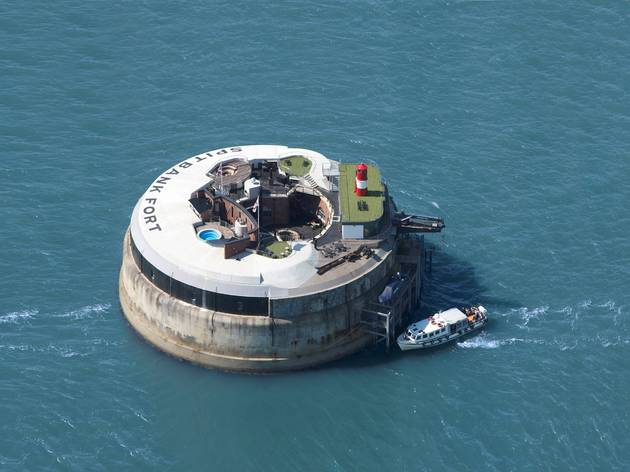 Best hotels Portsmouth: Spitbank Fort