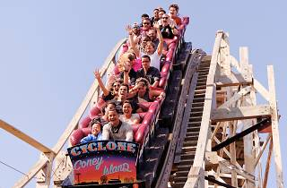 The Cyclone at Coney Island celebrates its 90th birthday this summer