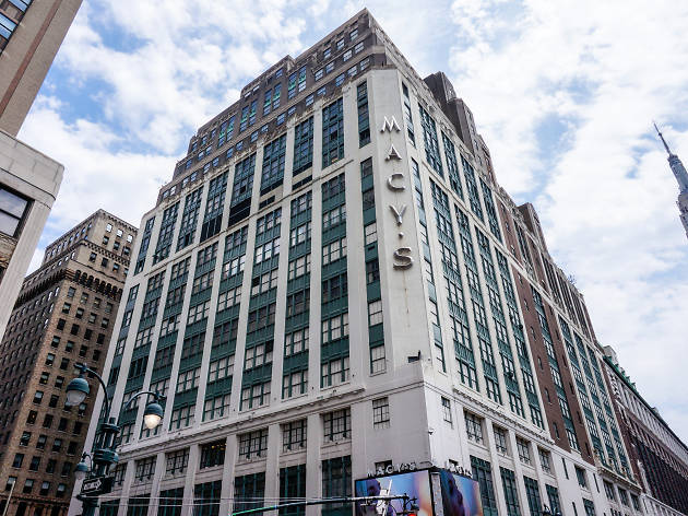 The country's largest department store may be getting a monumental new rooftop park