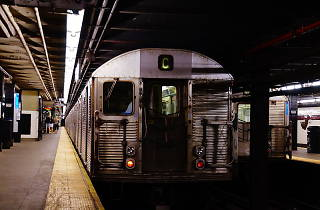 The C train has the oldest running subway cars in the world