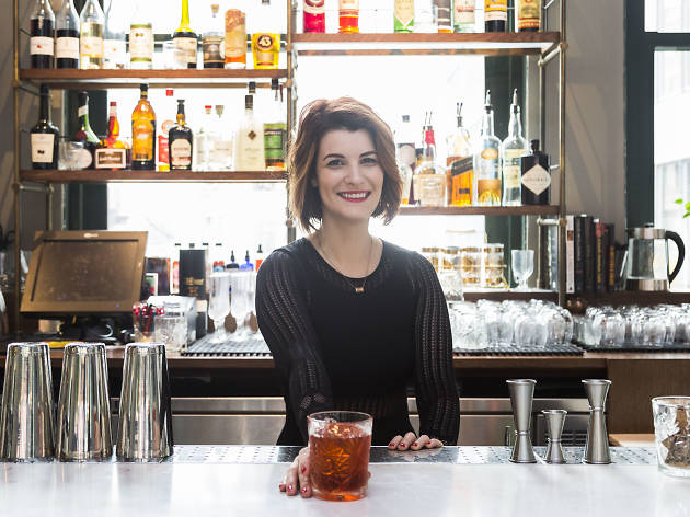 Know your bartender: Jess Lambert at Boleo and Vol. 39