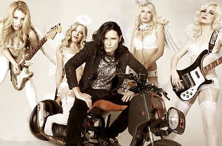Corey Feldman and the Angels