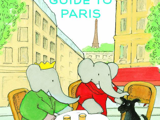 Babar's Guide to Paris Book Signing