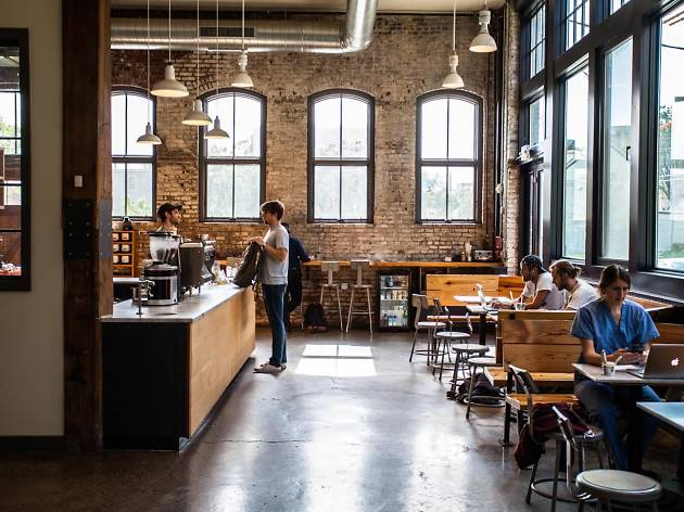 Our favorite coffee shops in Philly