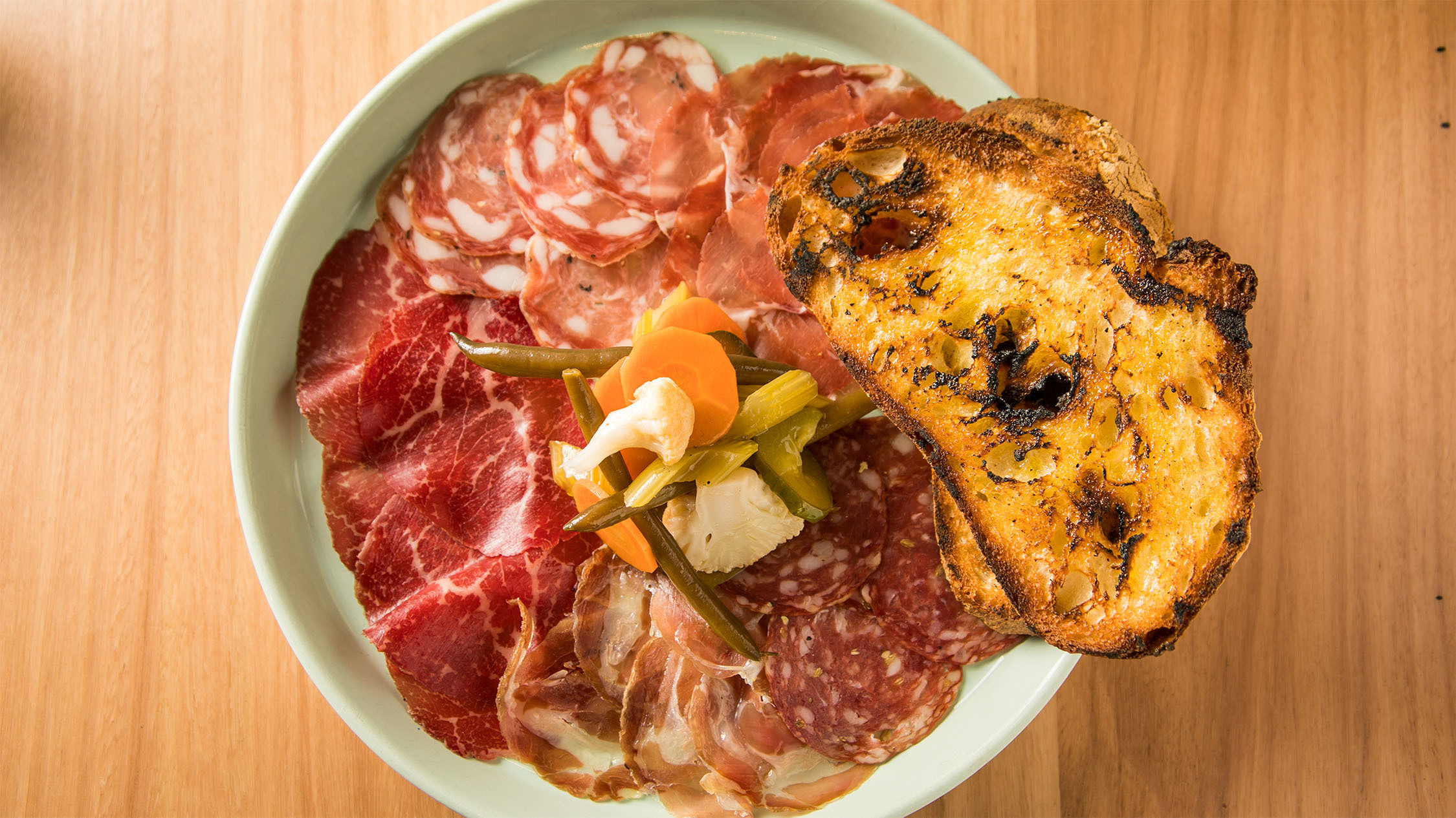 Antipasto plates perfect for aperitivo in Sydney