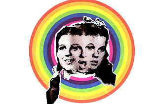 Judy Garland y y el gigante Ónix