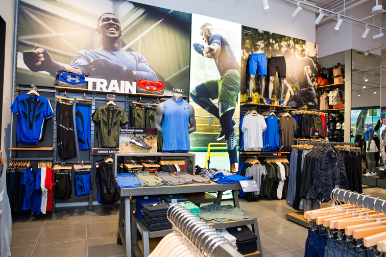 Under Armour Orchard Central