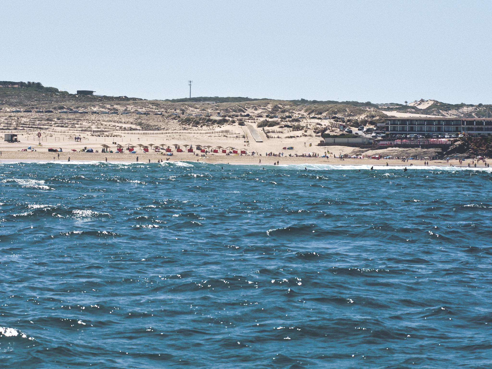 Guincho Beach - 36 km