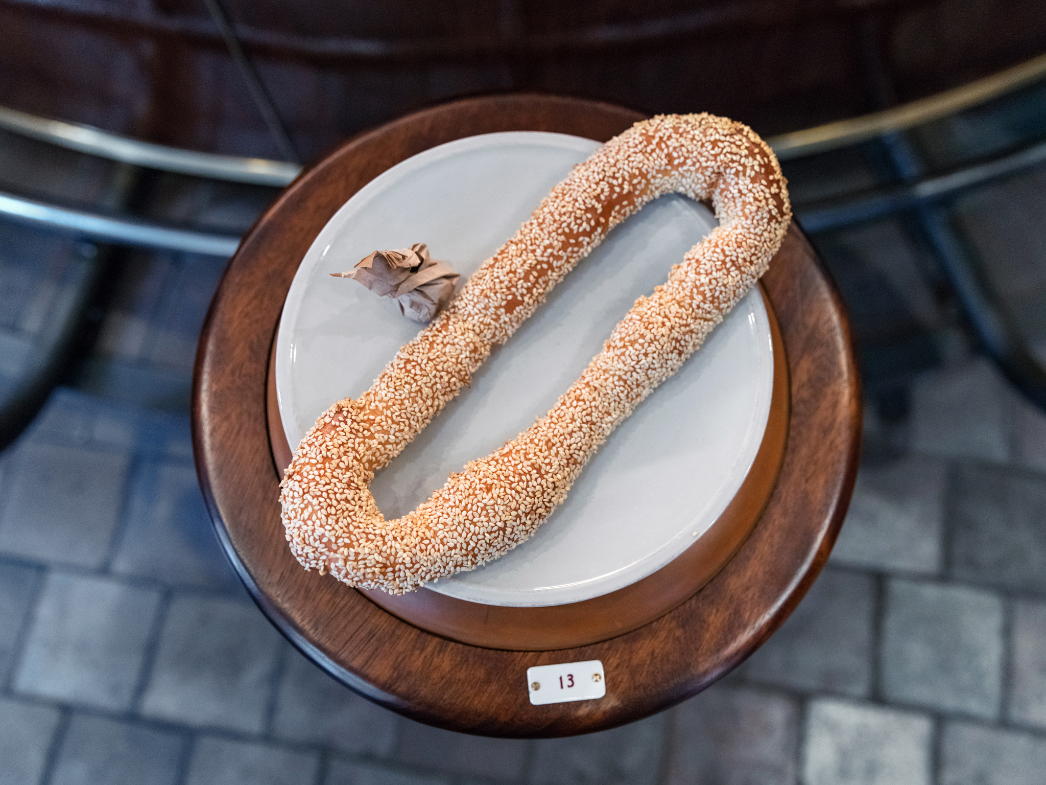 london's best bagels, the barbary