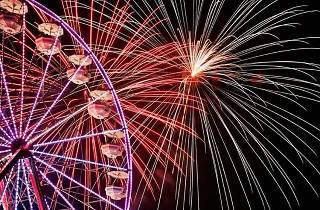 Spectacular Fireworks Night