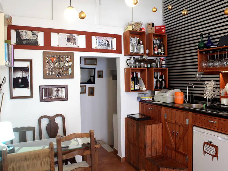 Visit the nº1 restaurant on TripAdvisor