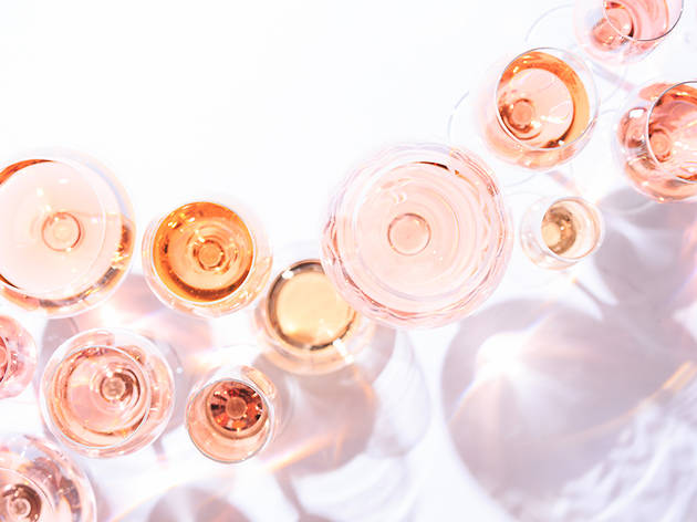 Where to go for the best National Rosé Day drink specials in Miami