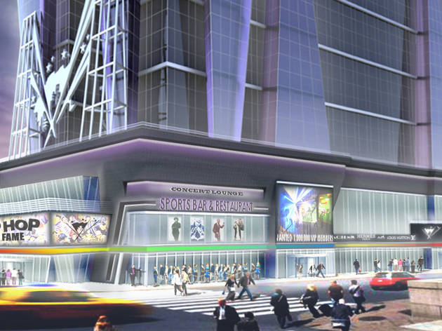 A massive hip-hop museum is coming to Harlem