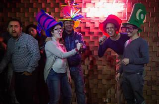 Karaoke en la CDMX