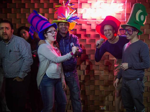 Karaokes en la Ciudad de México