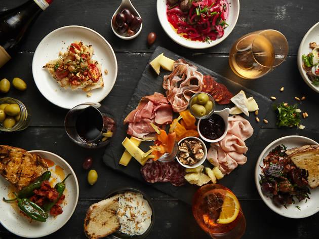 riedel wine bar & cellar